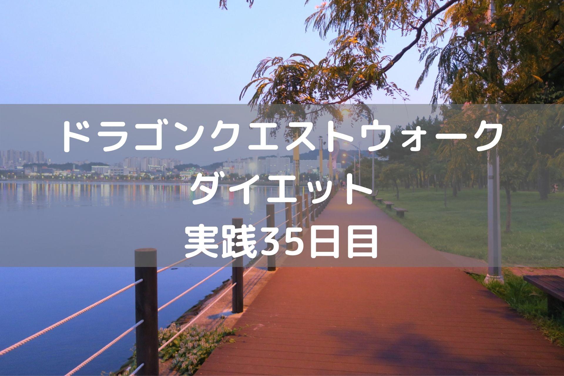 公園でプレイすると迷子状態に・・・ 【DQウォーク実践35日目】