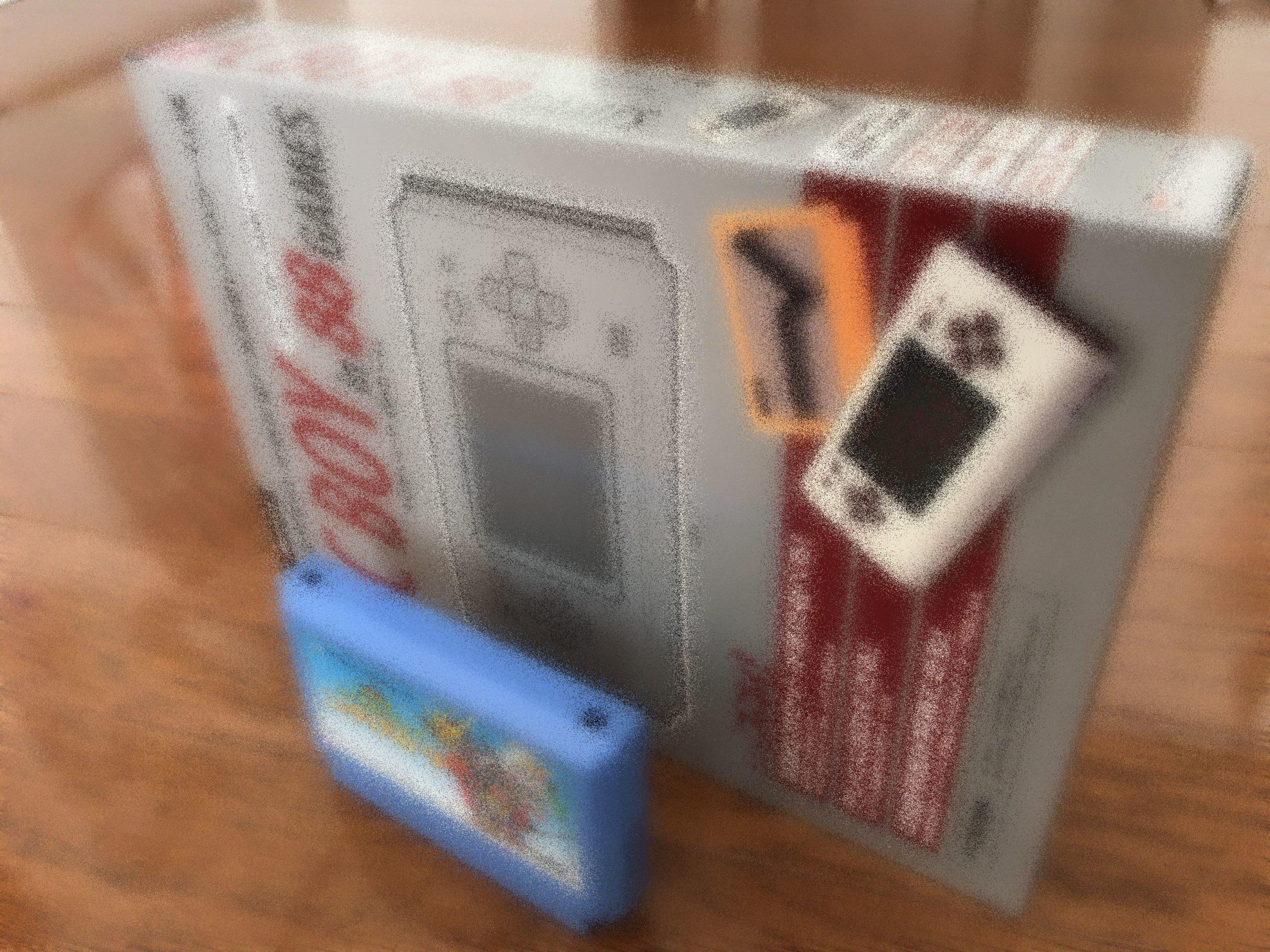 ファミコンカセットフルコンプエピソード3ファミコン互換機買いました!