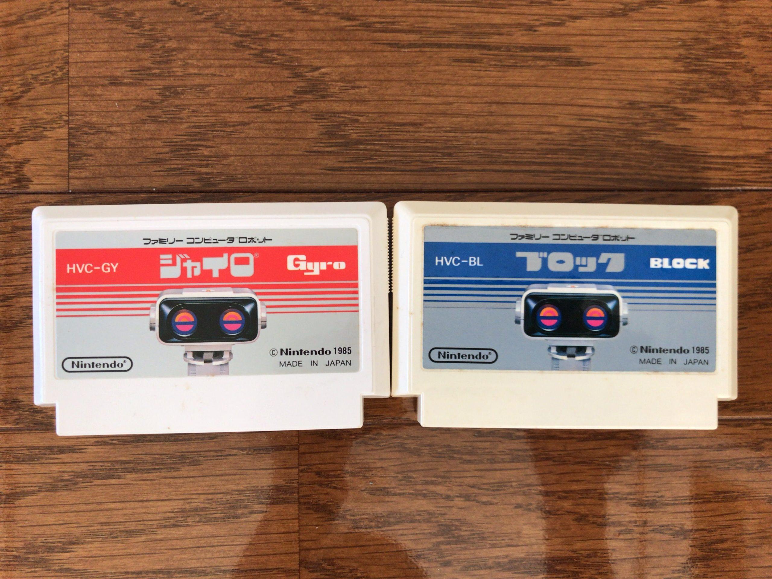 ファミコンカセット本日の成果は2本手に入れました。ダブりはなしです